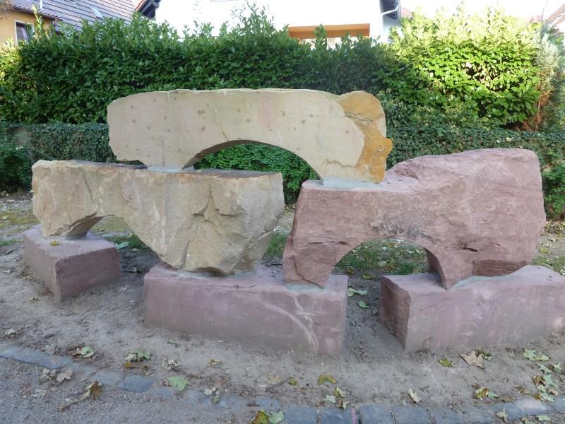 2011 Skulpturen