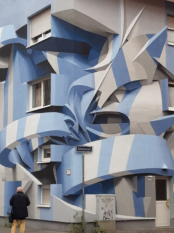 2020 08 29 Stadt Wand Kunst